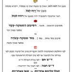 """מה החלופה העברית ל-WIN-WIN? כיצד הוגים """"הסיבוב ה-18""""? ד""""ש חם או חמה? קבלו אחריות או לקחו אחריות?"""