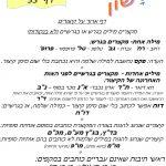 """ת""""ז או ת.ז, בג""""ץ או בג""""צ ואיך כותבים BBC – טור על קיצורים בעברית"""