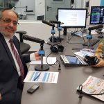 ריאיון ברשת ב על נושאי עברית הקשורים לחג הפסח